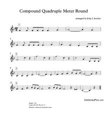 Singing Choral Round