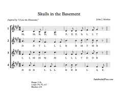 Solfege Round Choral