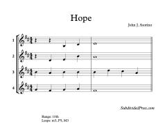 Hope Blank