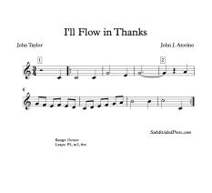 I'll Flow Blank