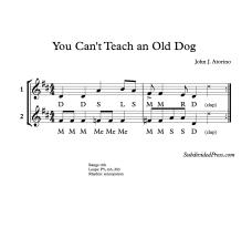 Old Dog Solfa
