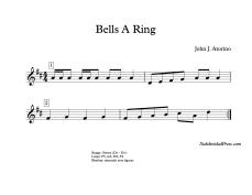 Bells a ring blank