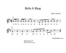 Bells A Ring solfa