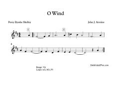O Wind Blank