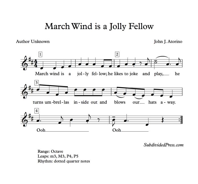 choral music singing round